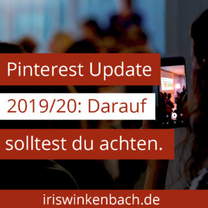 Pinterest Updates 2020 Pinterest Marketing