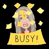 Pinterest-Online-Kurs-Online-Business-Class-Emoji-Stress